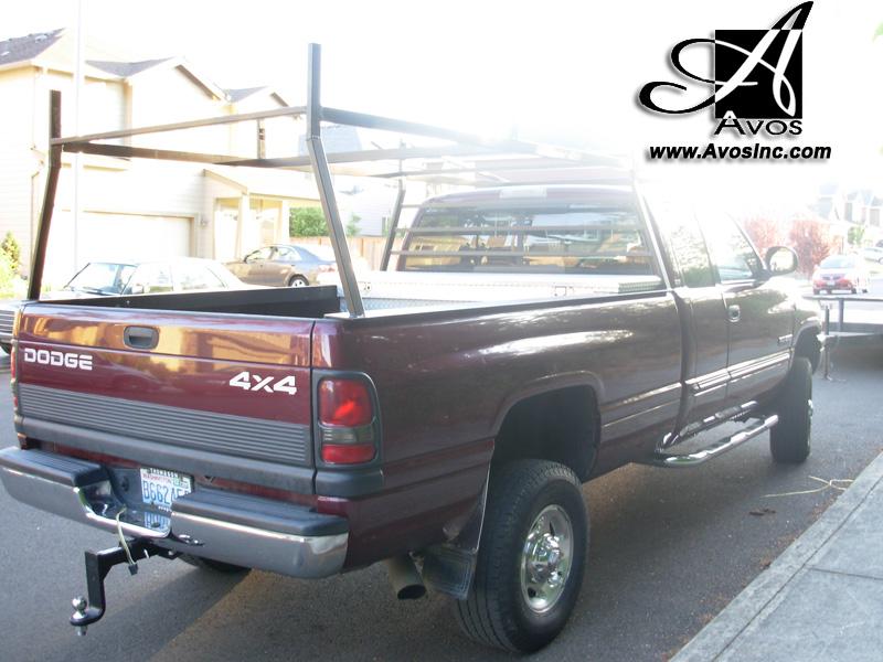 9- Truck Rack