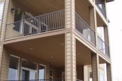 Exterior Guardrail